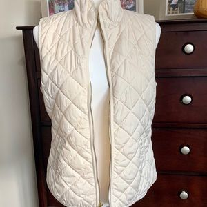 Old Navy Quilted Puffer Vest, Size Small